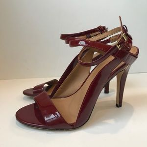 Calvin Klein Red Heels